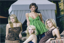 The Hills TV series 8x10 photo glamour pose of the four housewives