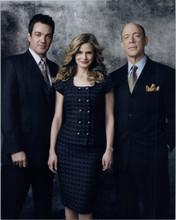 The Closer TV series cast J.K. Simmons Kyra Sedgwick Jon Tenney 8x10 photo