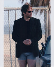 David Duchovny in boxer shorts and black jacket from Californiacation 8x10 photo