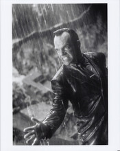 The Matrix Revolutions 8x10 photo in rain Hugo Weaving