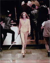 Kill Bill Uma Thurman full length walking with sword 8x10 photo