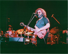 The Grateful Dead 8x10 press photo in concert pose 1990's
