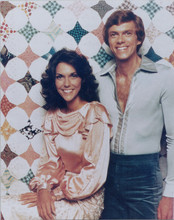 The Carpenters Karen and Richard 8x10 early 1980's 8x10 press photo