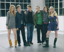 Gossip Girl TV series 8x10 publicity photo cast line-up