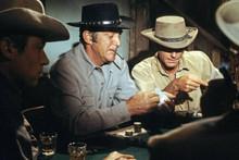 Rough Night in Jericho Dean Martin George Peppard gambling 4x6 inch photo