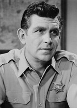 Andy Griffith Show 5x7 inch real photo Andy as Sheriff of Mayberry 5x7 inch phot