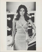 Jaclyn Smith wears low cut dress in dressing room Charlie's Angels 8x10 photo