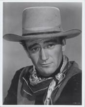 John Wayne studio portrait wearing western outfit Three Godfathers 8x10 photo