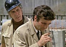 Columbo episode Blueprint For Murder 1972 Peter Falk Patrick O'Neal 5x7 photo