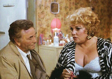 """Columbo episode """"Undercover"""" 1994 Peter Falk Tyne Daly 5x7 inch photograph"""