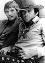 Lancer cult western 1969 Wayne Maunder as Scott James Stacy as Johnny 5x7 photo