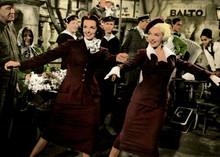 Marilyn Monroe Jane Russell Gentleman Prefer Blondes dance number 5x7 photograph