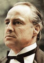 Marlon Brando as Don Corleone The Godfather 5x7 inch publicity portrait