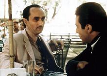 The Godfather 5x7 inch real press photograph John Cazale talks to Al Pacino