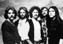 The Eagles classic line-up portrait 5x7 inch press photo
