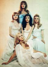 The Vampire Lovers Ingrid Pitt Madeline Smith Kate O'Mara Pippa Steele 5x7 photo
