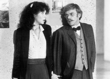 Time After Time 1979 Mary Steenburgen Malcolm McDowell hold hands 5x7 photo