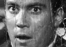 Twilight Zone episode Nightmare at 20,000 Feet William Shatner 5x7 photograph