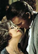 Who's Afraid of Virginia Woolf Elizabeth Taylor Richard Burton kiss 5x7 photo