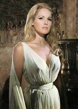 Ursula Andress beautiful statuesque portrait as She Hammer 1965 5x7 inch photo