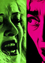 Whatever Happened To Baby Jane movie poster concept art Davis Crawford 5x7 photo
