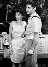 Twilight Zone episode Ring A Ding Girl Maggie McNamara 5x7 inch photo