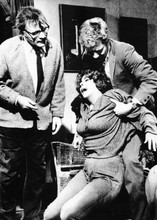 Who's Afraid of Virginia Woolf Richard Burton Elizabeth Taylor George Segal 5x7