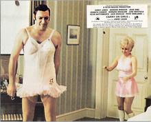 Carry on Girls original 8x10 lobby card Bernard Bresslaw Barbara Windsor