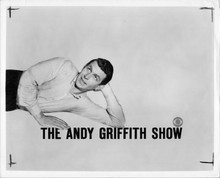 Andy Griffith Show original 8x10 CBS promotional photo Andy with logo