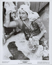 Charly original 1967 8x10 photo Cliff Robertson covered in cream