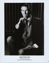 Anthony Perkins original 1988 8x10 photo looking debonair from Destroyer