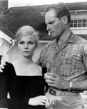 Diamond Head 1962 Yvette Mimieux Charlton Heston 8x10 photo