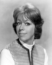 Carol Burnett 1960's smiling studio portrait 8x10 photo
