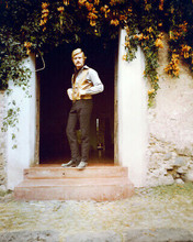 Butch Cassidy And The Sundance Kid Robert Redford In Doorway 8x10 Photo
