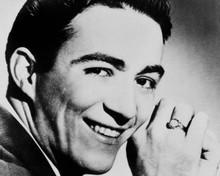 Faron Young 1960 smiling studio portrait 8x10 photo