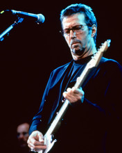 ERIC CLAPTON COLOR 8X10 PHOTO IN CONCERT RECENT