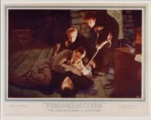 Frankenstein Boris Karloff on the ground 8x10 photo vintage artwork