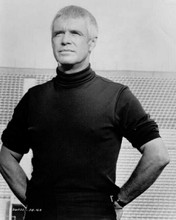 George Peppard in black sweater Let's Hear it For A Living Legend 8x10 photo