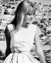 Hayley Mills lovely smiling on island of Crete for The Moonspinners 8x10 photo