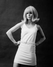 Joanna Lumley Sexy 1970'S Model Pose 8X10 Photo Print