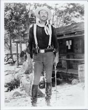 John Wayne She Wore A Yellow Ribbon full length in Cavalry uniform 8x10 photo
