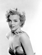 Marilyn Monroe beautiful young mid 1950's studio glamour pose very busty 8x10