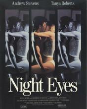 Night Eyes 8x10 photo Tanya Roberts Andrew Stevens