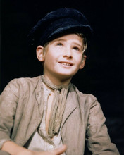 Mark Lester smiling portrait from 1968 Oliver 8x10 photo