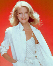SHELLEY HACK CHARLIE'S ANGELS SEXY COLOR 8X10 PHOTO