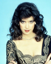 PHOEBE CATES STUNNING 8X10 PHOTOGRAPH LACE SULTRY