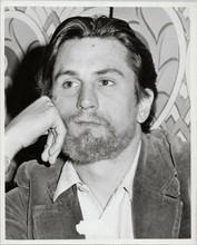Robert De Niro 8x10 press photo circa 1975