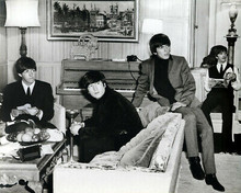The Beatles Stunning 8x10 Photo (20x25 cm approx)