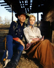 The Horse Soldiers 1959 western John Wayne Constance Towers 8x10 photo