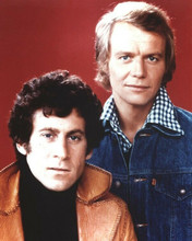 Starsky and Hutch David Soul Paul Michael Glaser 8x10 studio portrait